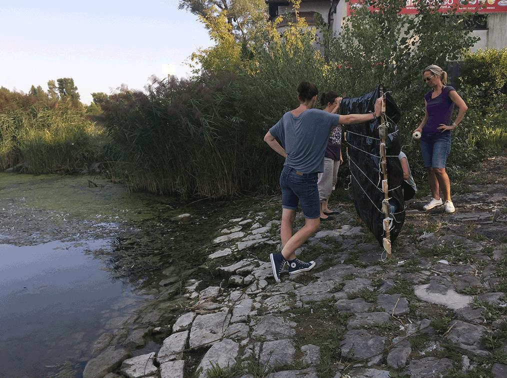 Floßbau-Villa-Natura