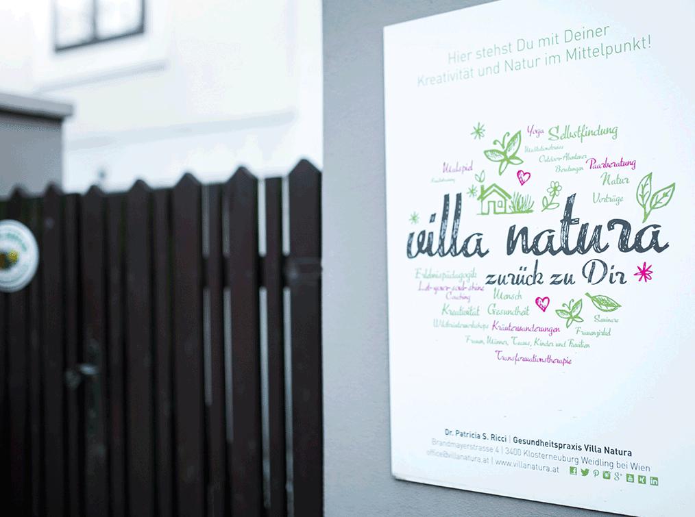 Villa-Natura-Eingang