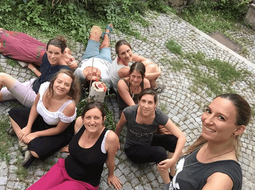 Villa-Natura-Abenteuerpädagogik